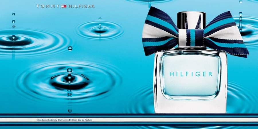 Charm World Of Perfume Hilfiger Woman Endlessly Blue