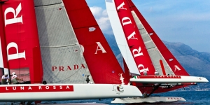 Prada Luna Rossa Collector's Edition 34th America's Cup