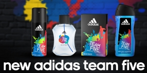Adidas Team Five Fragrance